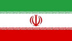 Flag of Islamic Republic of Iran