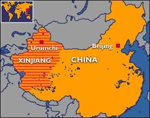 Xinjiang